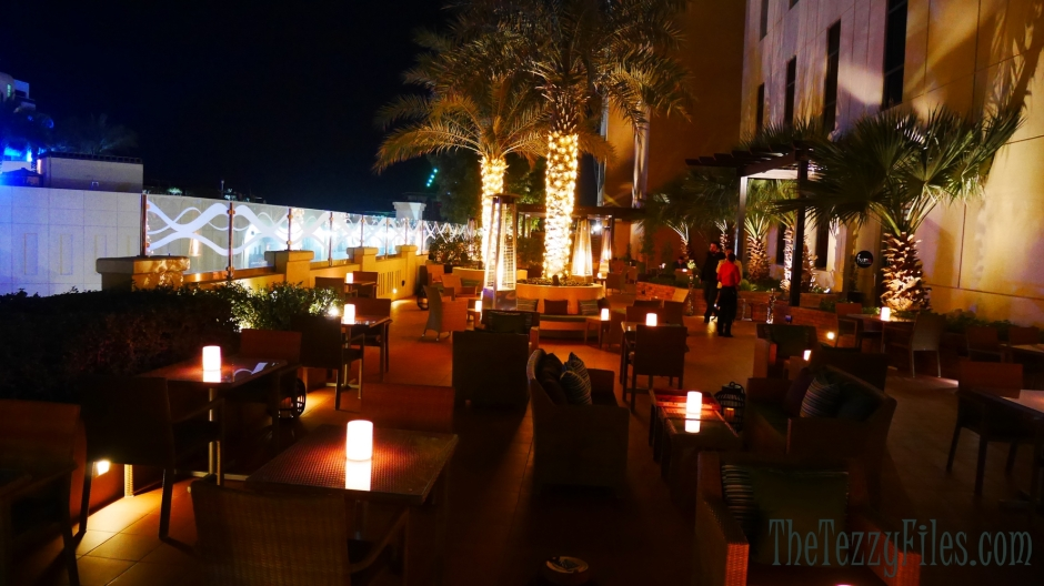 Fumo Lounge by Russo Shisha Party Review Dubai Food Blog UAE Blogger Amwaj Rotana JBR Dubai (6)