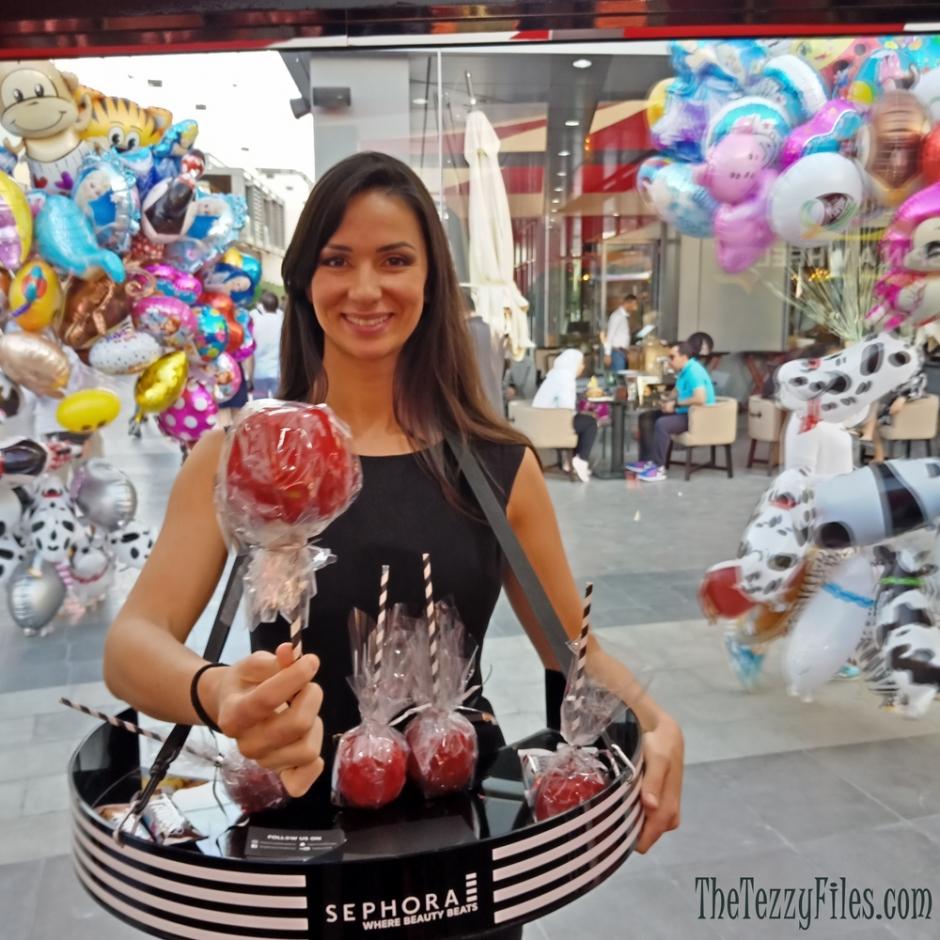 Sephora Gifts Beauty Park Festive Collection Christmas CityWalk Dubai UAE Beauty Blogger Blog (8)