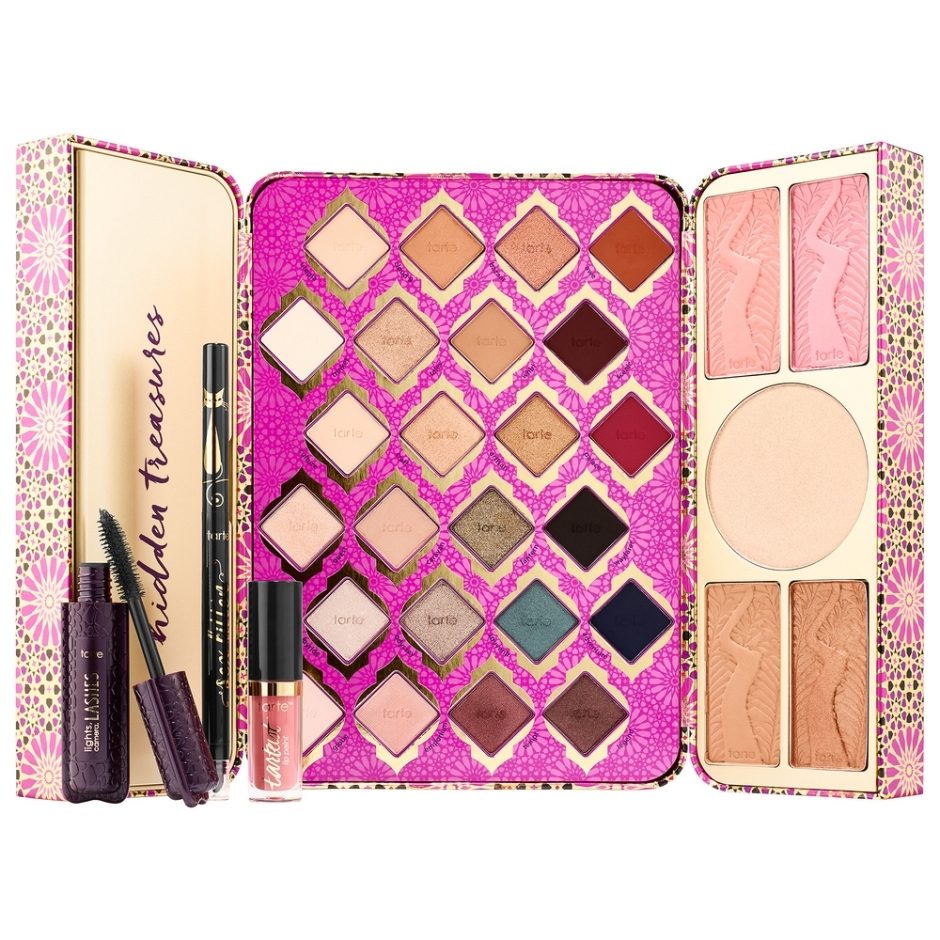 Tarte's Limited-Edition Treasure Box Collector's Set