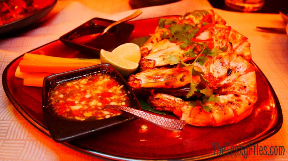 Tong Thai JW Marriott Marquis Review Dubai Food Blog UAE Blogger (10)