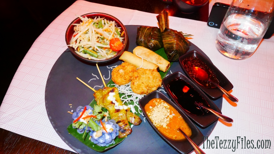Tong Thai JW Marriott Marquis Review Dubai Food Blog UAE Blogger (7)