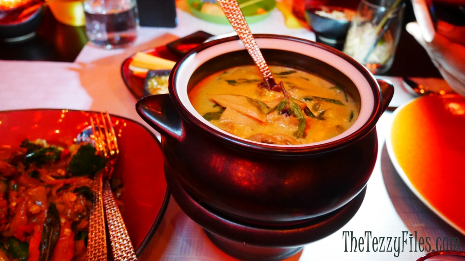 Tong Thai JW Marriott Marquis Review Dubai Food Blog UAE Blogger (9)