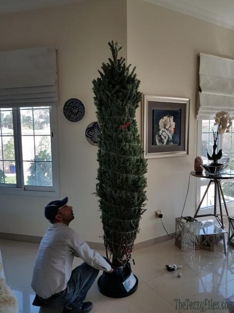 Uber Christmas Tree Delivery Dubai (1)