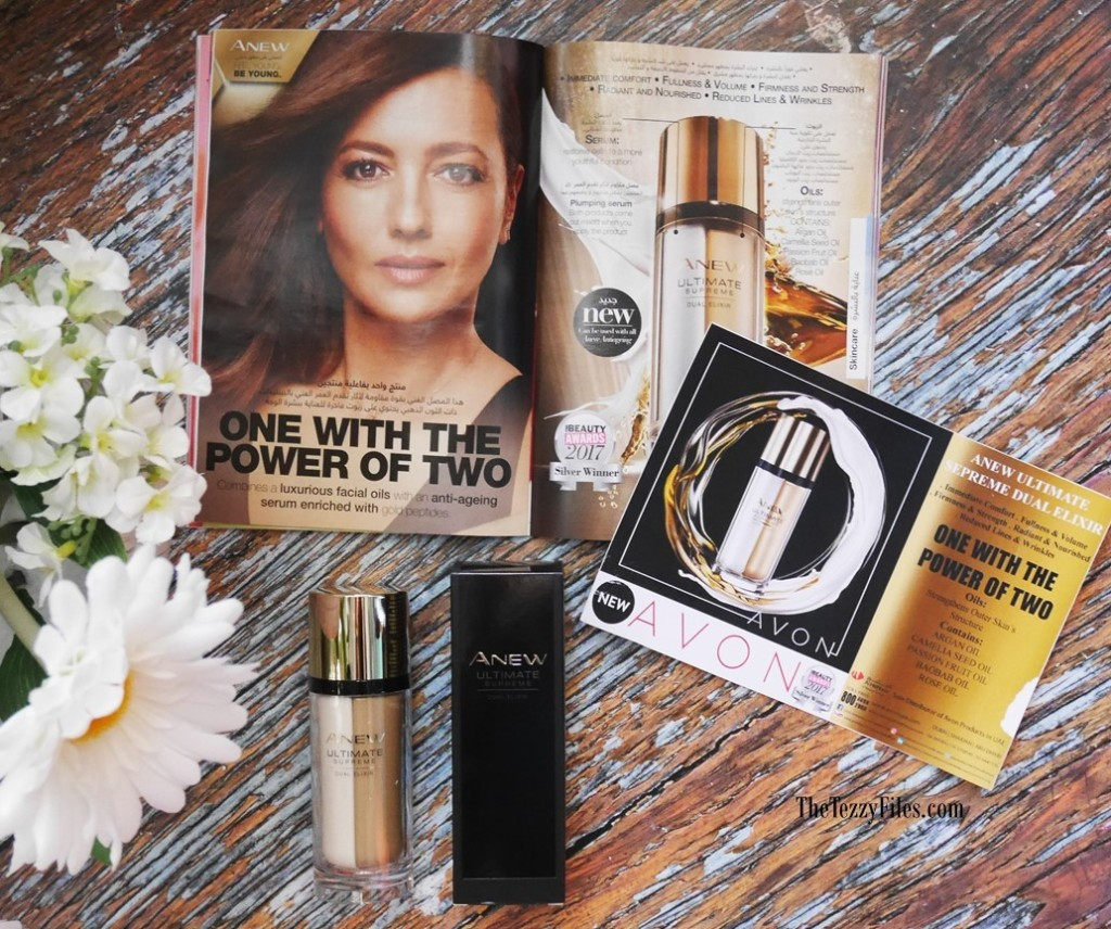 a27dde710b5 Beauty Review: Avon Ultimate Supreme Dual Elixir – The Tezzy Files