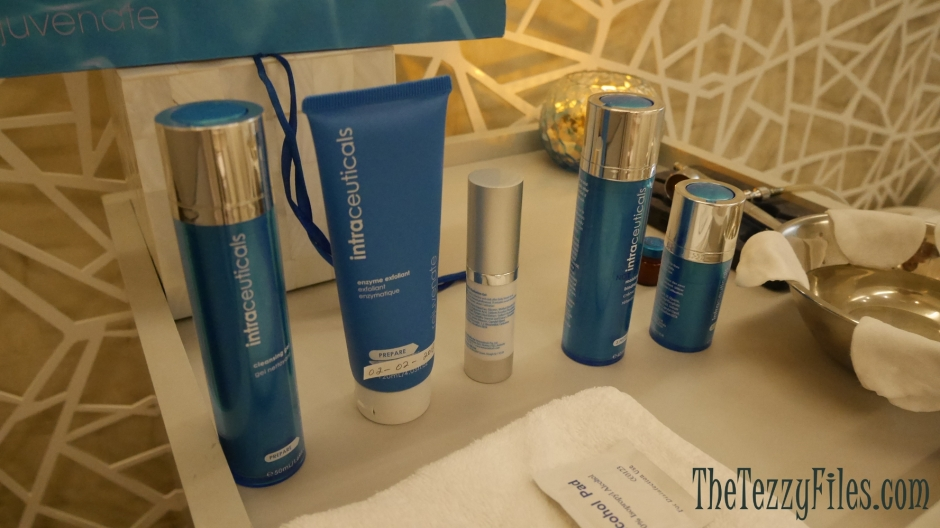 Intraceuticals Rejuvenate Facial Review Conrad Dubai Beauty Blog The Tezzy Files Spa Review Skincare Anti Aging (6)