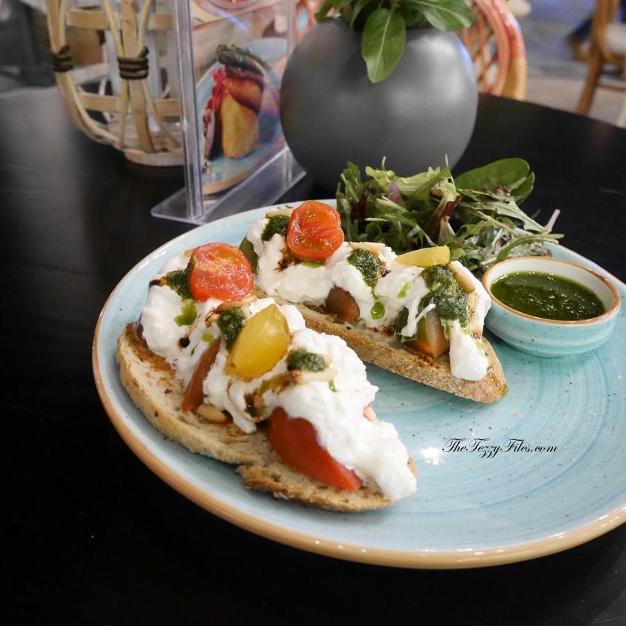 Maison de Juliette La Mer Dubai French Restaurant Review Dubai Food Blog UAE Blogger The Tezzy Files (5)