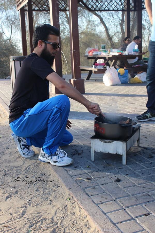 Peshawari Mutton Karhai Recipe Step By Step Dubai UAE Food Recipe Blog The Tezzy Files Blogger Pakistani Cuisine Authentic Shaan Mutton Karhai Masala (5)