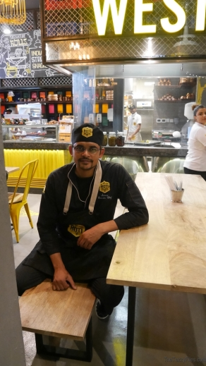 Roti Rollers La Mer Dubai Food Review UAE Blogger (1)