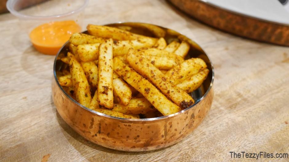 Roti Rollers La Mer Dubai Food Review UAE Blogger (13)
