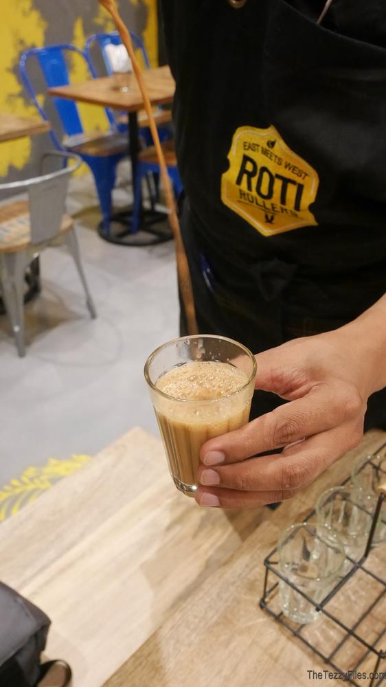 Roti Rollers La Mer Dubai Food Review UAE Blogger (14).JPG