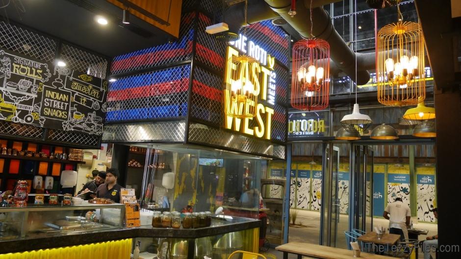 Roti Rollers La Mer Dubai Food Review UAE Blogger (2)