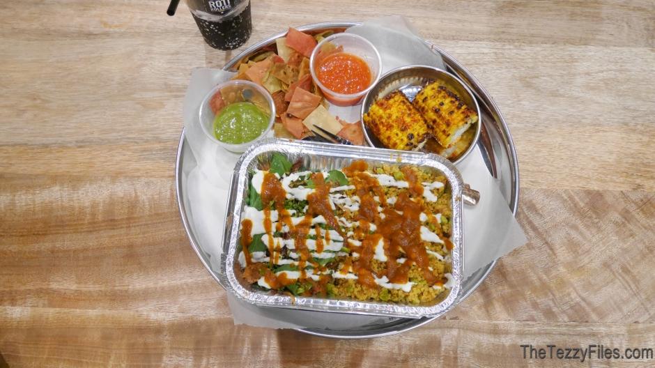 Roti Rollers La Mer Dubai Food Review UAE Blogger (7)