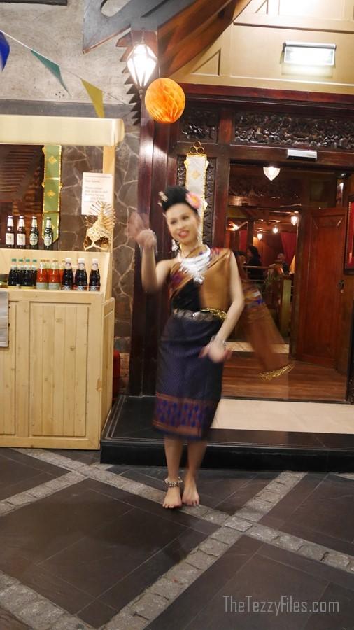Sukhotthai Thai Street Food Night Le Meridien Dubai Review Dubai UAE Food Blog Blogger Thailand (1)