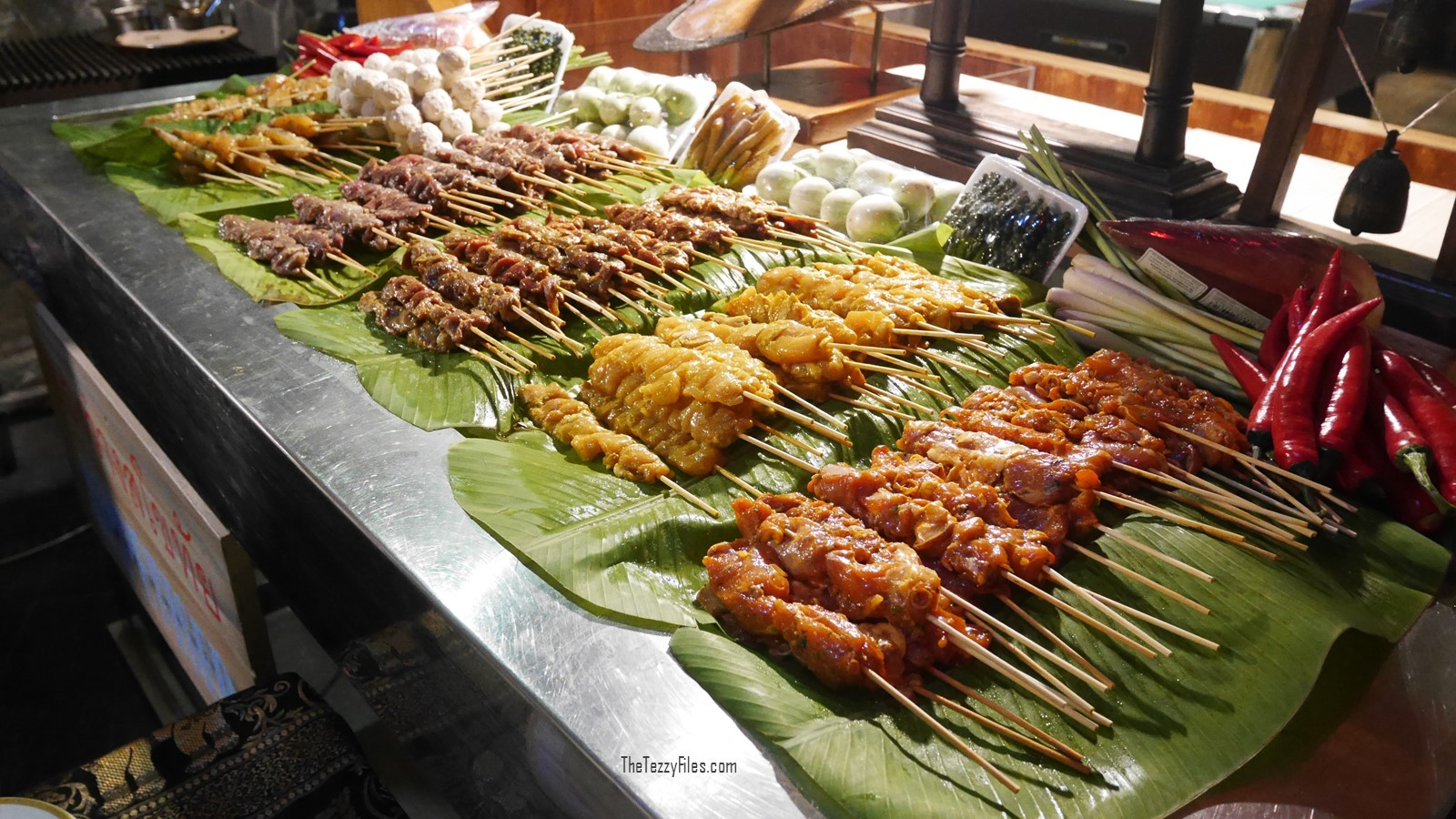 Asian street meat review