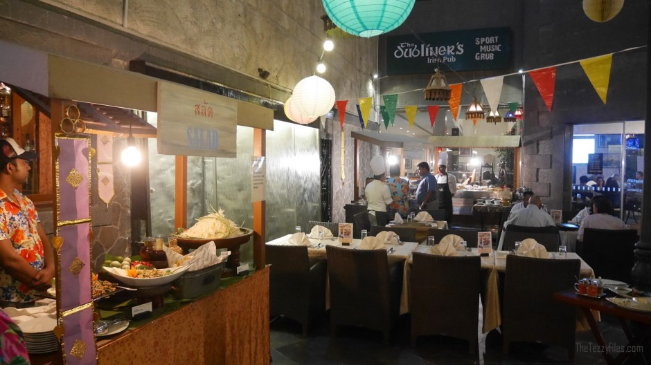 Sukhotthai Thai Street Food Night Le Meridien Dubai Review Dubai UAE Food Blog Blogger Thailand (5)