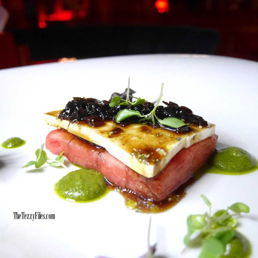 Maison Rouge Conrad Dubai UAE Review Food Blog French Cabaret Violin Bar Club Night Life Steak Molecular Gastronomy (15)