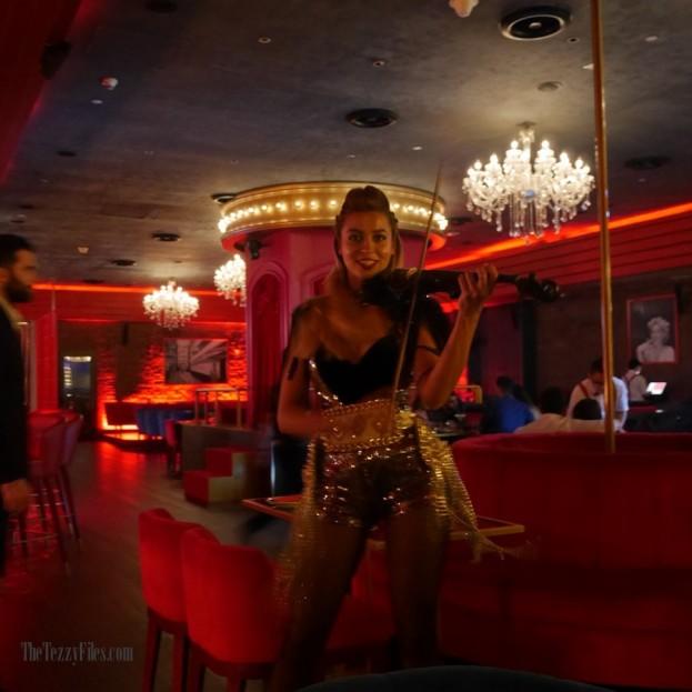 Maison Rouge Conrad Dubai UAE Review Food Blog French Cabaret Violin Bar Club Night Life Steak Molecular Gastronomy (5)
