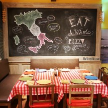 Ricetta Four Points by Sheraton All You Can Eat Drink Review Dubai Food Blog UAE Blogger Middle East Italian Italy Wine Pizza Pasta Tiramisu Unlimited (1)