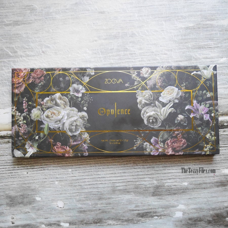 Zoeva Opulence Eye Shadow Palette Review Sephora Middle East Dubai Beauty Makeup Blogger Blog The Tezzy Files Swatches (5)