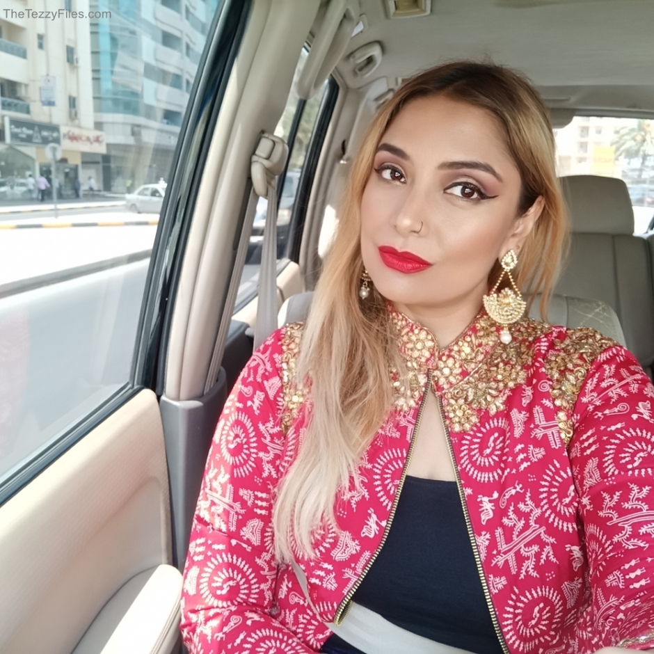 Eid Makeup Look Dubai Makeup Beauty Blogger UAE Blog Sephora Middle East Indian Beauty Makeup Blog Eye Too Faced Tarte Becca Vikram Phadnis (2)