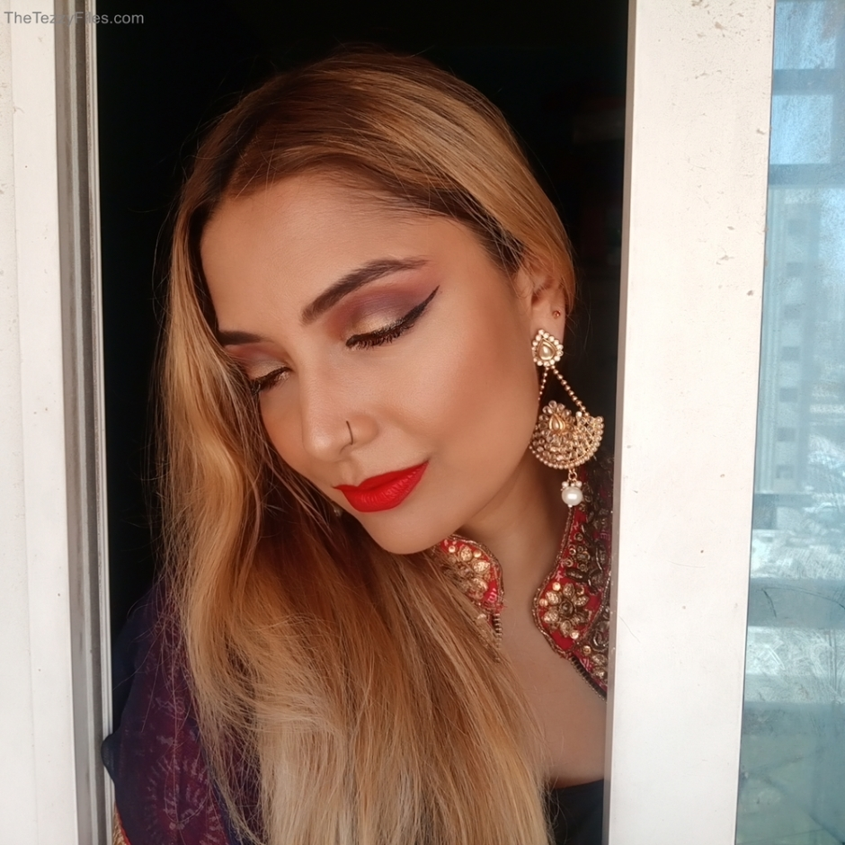 Eid Makeup Look Dubai Makeup Beauty Blogger UAE Blog Sephora Middle East Indian  Beauty Makeup Blog Eye Too Faced Tarte Becca Vikram Phadnis (5).jpg
