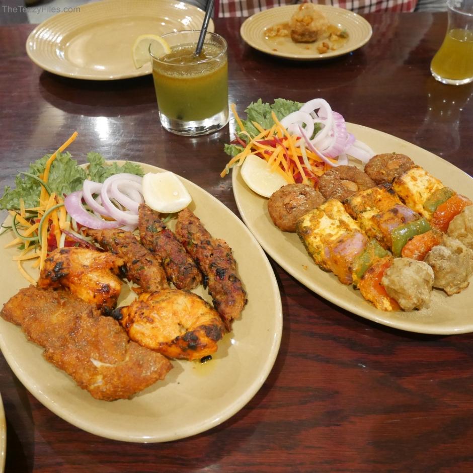 Bukhara Brunch Ajman Hotel summer 2018 review food blog uae blogger Indian Fine Dining (5).JPG