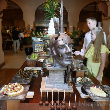 Ewaan Palace Downtown Dubai 1001 Flavors Brunch Review UAE Food Friday (2)