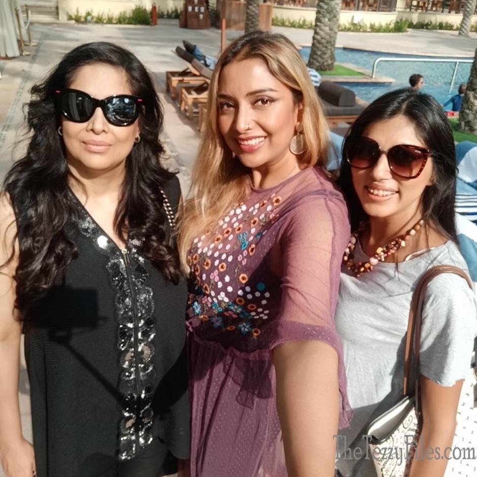 Ewaan Palace Downtown Dubai 1001 Flavors Brunch Review UAE Food Friday (5)