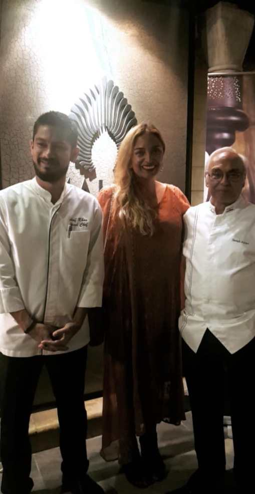 Mahec by Satish Arora Le Meridien Dubai Kebab Festival Review UAE Food Blog Dubai Blogger Indian Fine Dining (1)