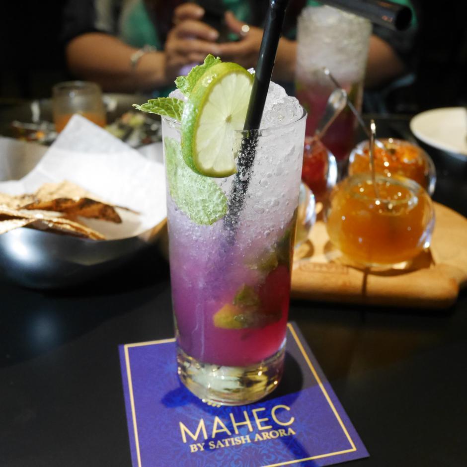 Mahec by Satish Arora Le Meridien Dubai Kebab Festival Review UAE Food Blog Dubai Blogger Indian Fine Dining (7)