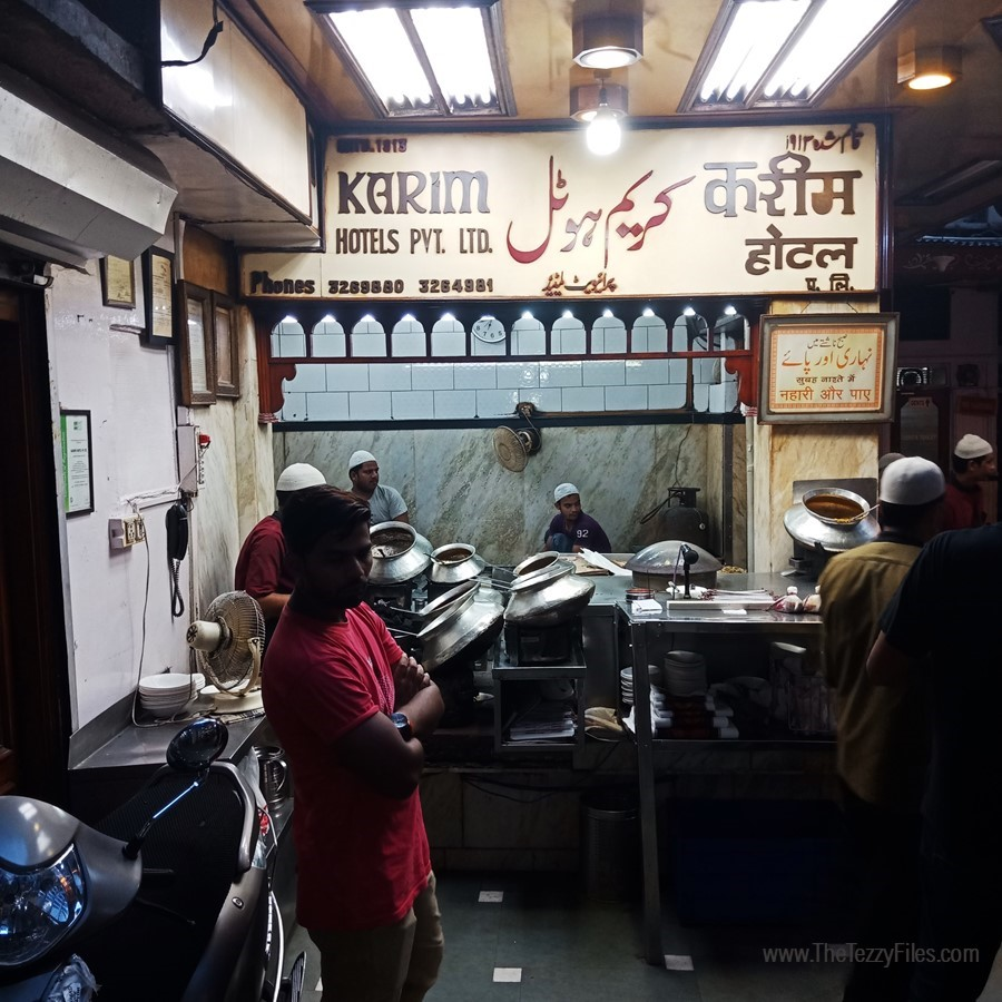 Karim's of Delhi Karim Hotel Chandni Chowk Nizam Darga Historic Indian Mughlai Food Restaurant Review Zomato India Food Blogger Blog India Travel (1)