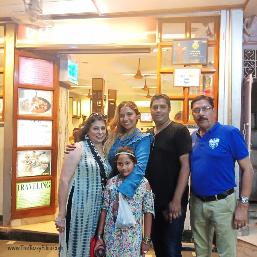 Karim's of Delhi Karim Hotel Chandni Chowk Nizam Darga Historic Indian Mughlai Food Restaurant Review Zomato India Food Blogger Blog India Travel (11)