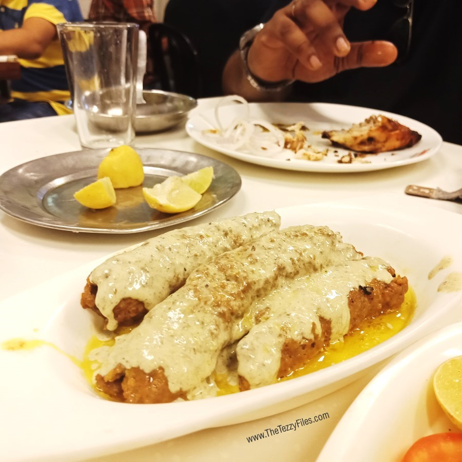 Karim's of Delhi Karim Hotel Chandni Chowk Nizam Darga Historic Indian Mughlai Food Restaurant Review Zomato India Food Blogger Blog India Travel (8)
