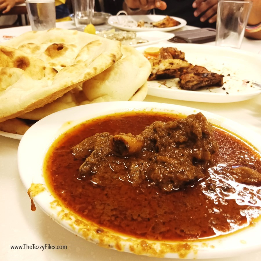 Karim's of Delhi Karim Hotel Chandni Chowk Nizam Darga Historic Indian Mughlai Food Restaurant Review Zomato India Food Blogger Blog India Travel (9)