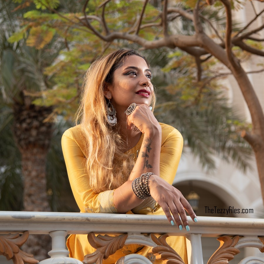 AM PM by Ankur and Priyanka Modi Qalb Collection September 2018 Indian Fashion Celebrity Designer Blog UAE Blogger Al Qasba Sharjah (3)