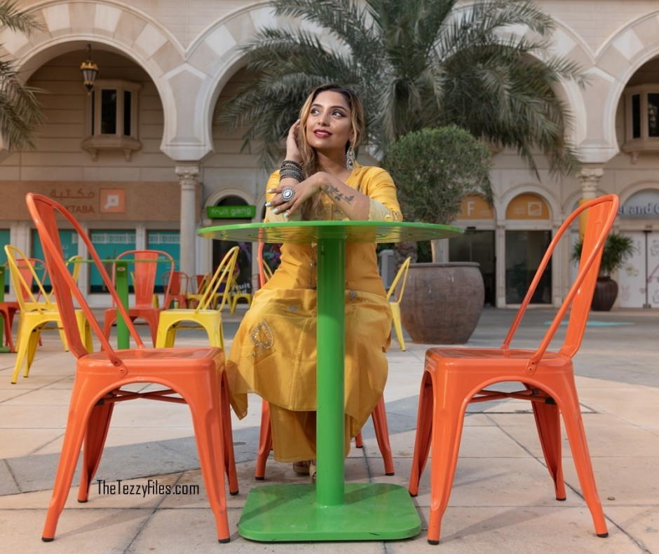 AM PM by Ankur and Priyanka Modi Qalb Collection September 2018 Indian Fashion Celebrity Designer Blog UAE Blogger Al Qasba Sharjah (4)