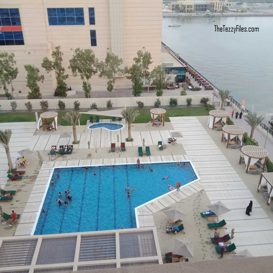 Hilton Garden Inn Ras Al Khaimah Review Staycation RAK UAE Dubai Travel Lifestyle Blog The Tezzy Files (7)