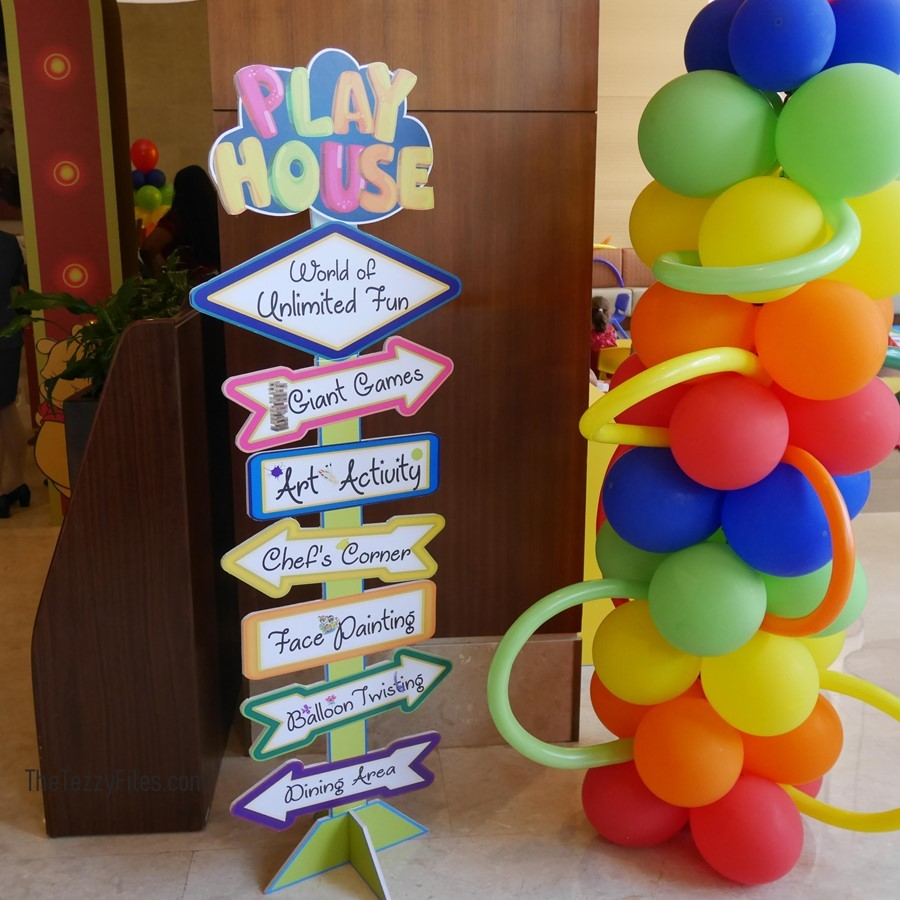 Swissotel Al Ghurair Play House Brunch Review Dubai UAE Food Blog Blogger Review Zomato Mummy Blogger Kids Play (9)