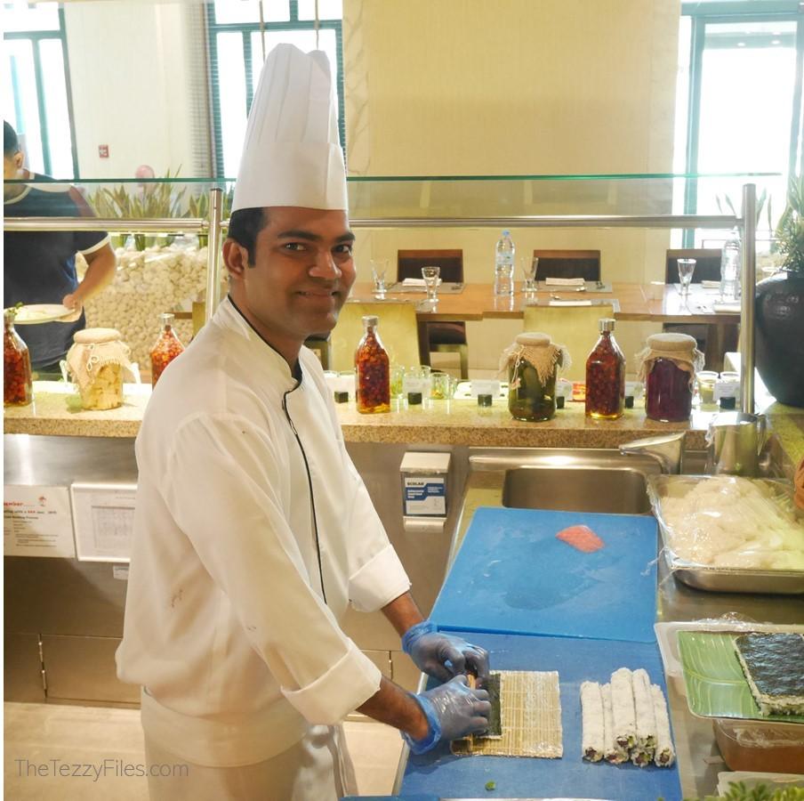 Al Ain Rotana Review Min Zaman Zest Travel Staycation Holiday Trip Advisor UAE Blogger Food Pool (13)