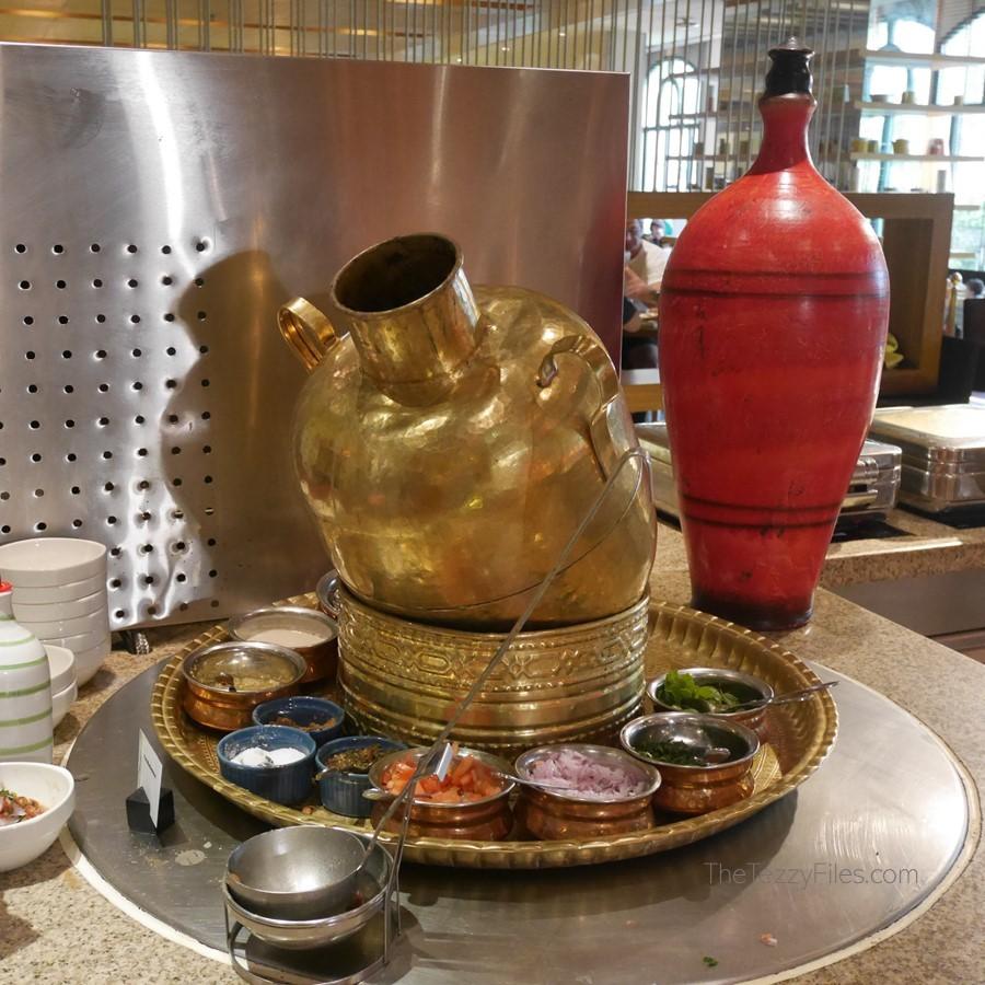 Al Ain Rotana Review Min Zaman Zest Travel Staycation Holiday Trip Advisor UAE Blogger Food Pool (14)