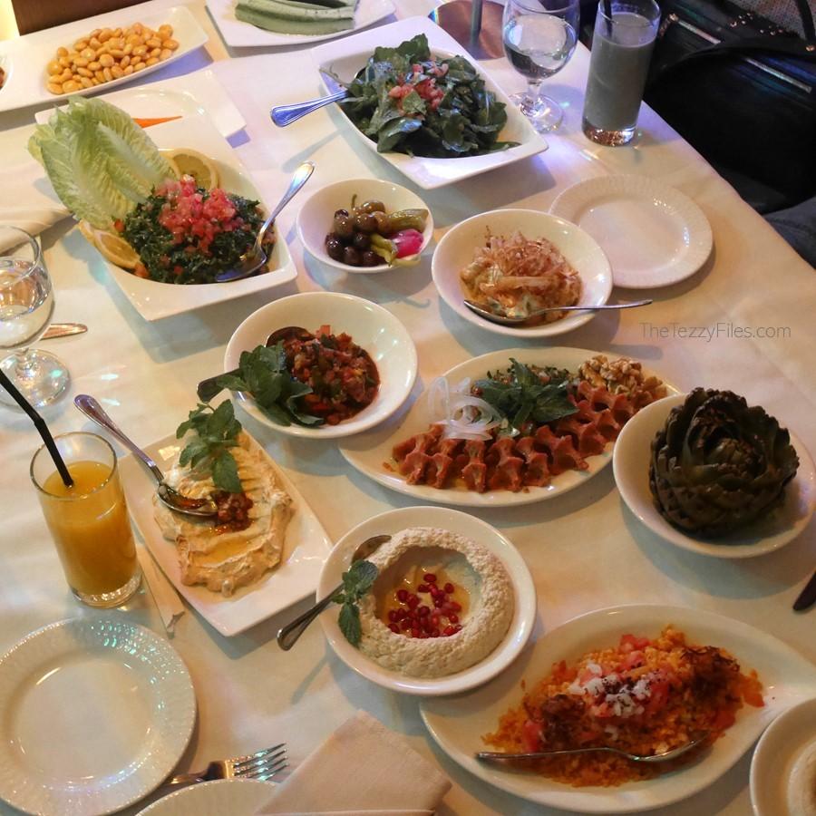 Al Ain Rotana Review Min Zaman Zest Travel Staycation Holiday Trip Advisor UAE Blogger Food Pool (24)