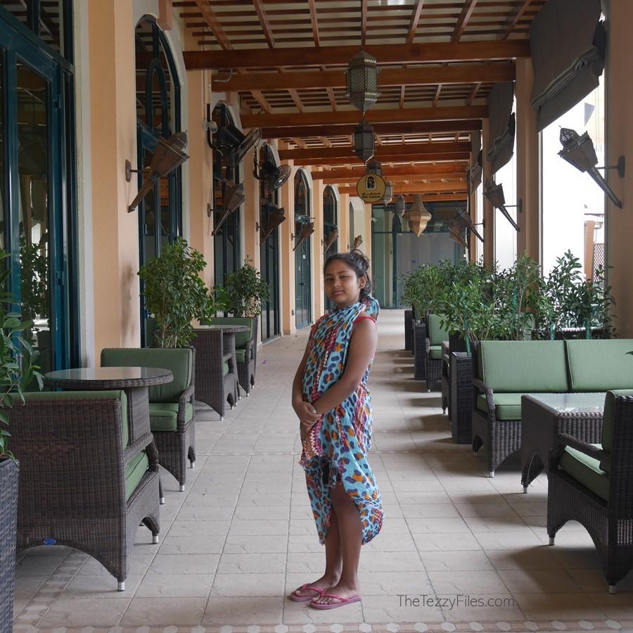 Al Ain Rotana Review Min Zaman Zest Travel Staycation Holiday Trip Advisor UAE Blogger Food Pool (33)